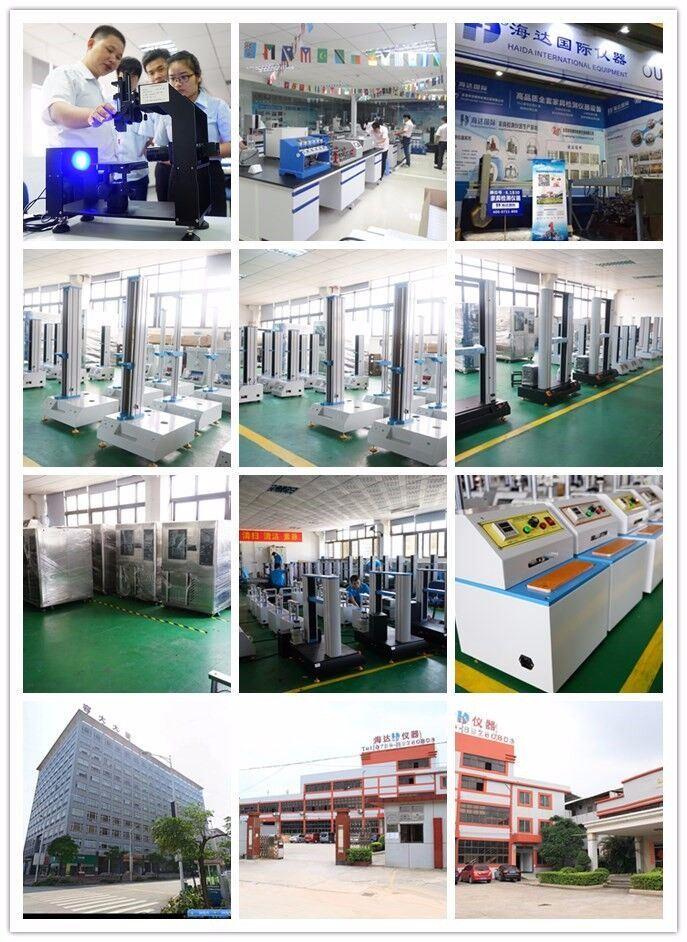 Splashing Water Testing Machine (HD-511)