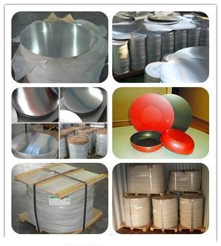 Aluminum Disc/ Disk for Cookware and Traffic Signs (1050 1060 1100 3003)