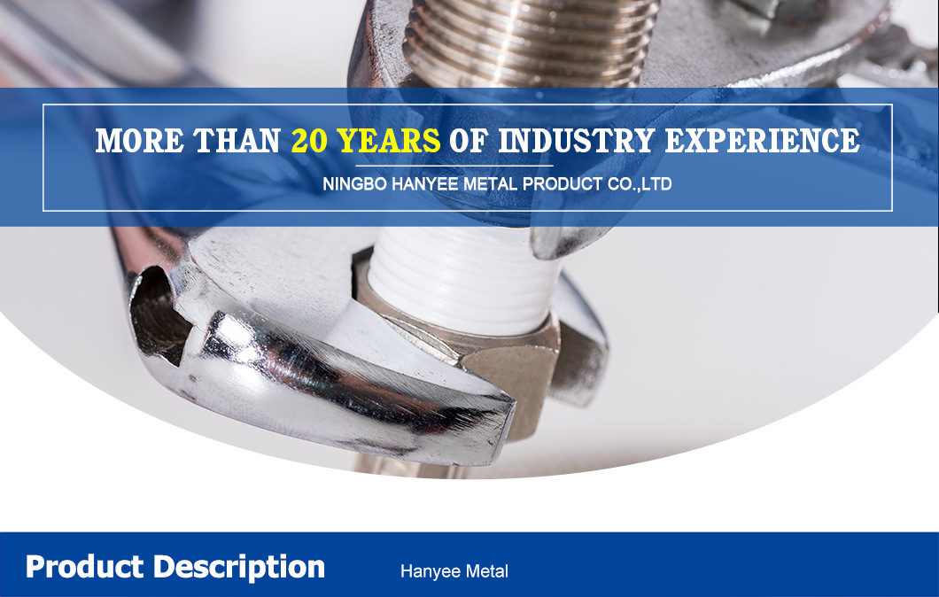 Our Factories 20 Years' Experience Quality Chinese Products Stainless Steel Building Hardware Nut