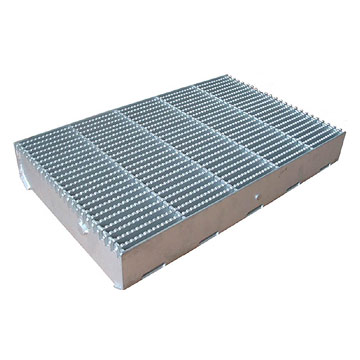 Fence of Steel Grating