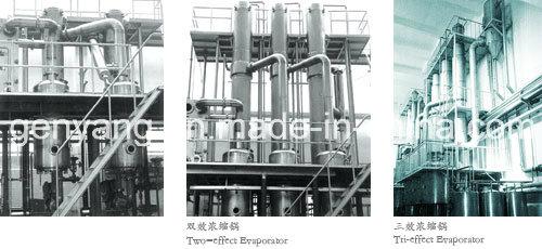 Complete Instant Milk Powder Plant
