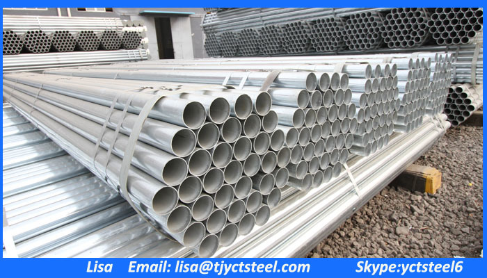 Square / Rectangular / Round Shape Galvanized Steel Pipe and Tube Whole Price