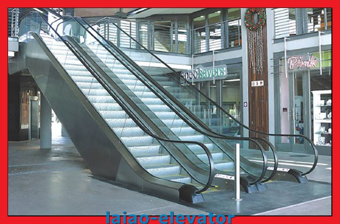 2016 Hot Sale Indoor Escalator Lift with 30 Degree