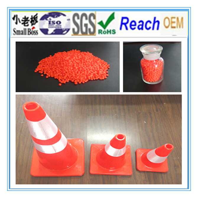 PVC Traffic Safety Cone Material