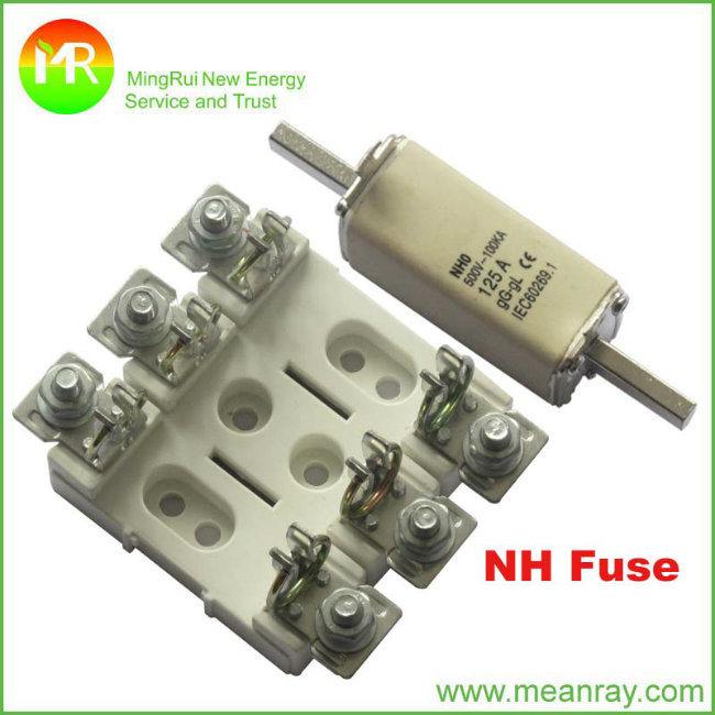 Nh Fuse Holder PV 32A-400A