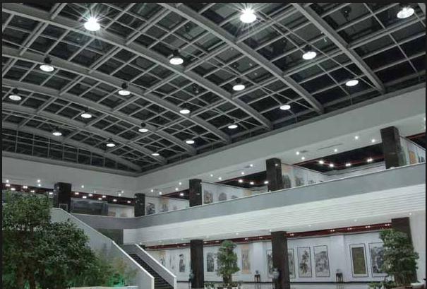 120lm/W LED High Bay Light for Workshop Exhibition Hall