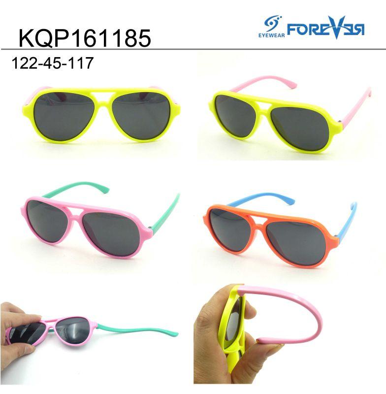 Kqp161185 Good Quality Children's Sunglasses Soft Frame