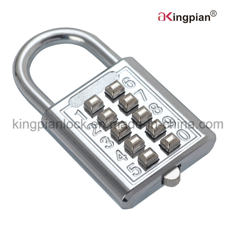 Button Digit Combination Lock