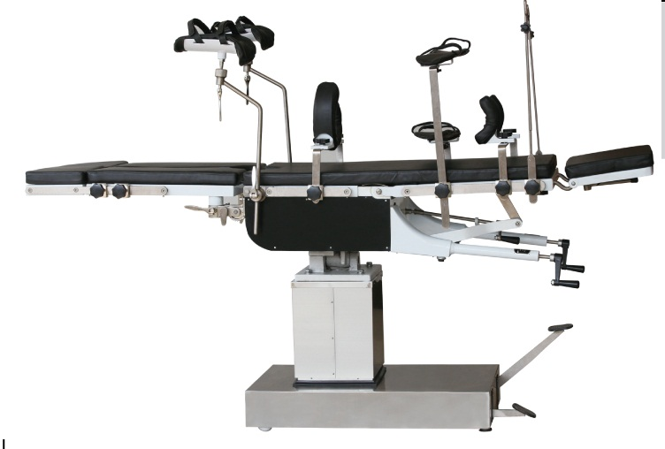 Manual Operation Table for Surgery at The Head Section Jyk-B7308