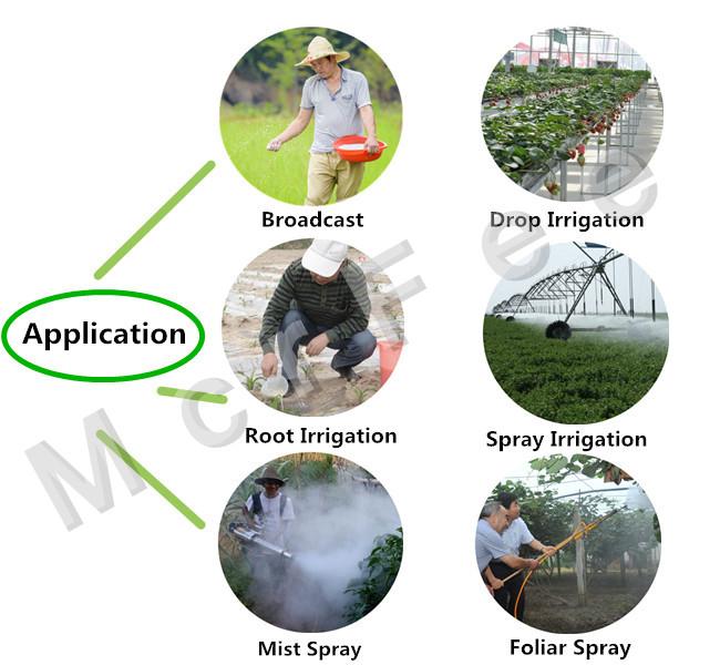 Mcrfee Farm Fertilizer NPK Water Soluble Fertilizer +Te