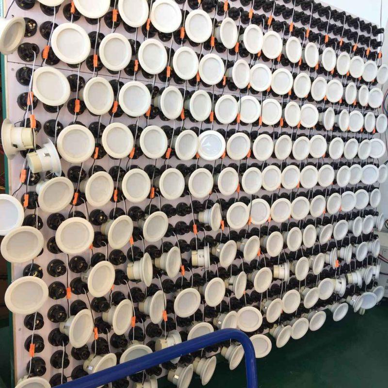 ETL Energy Star Listed Dimmable 4inch Retrofit Kit LED Downlight