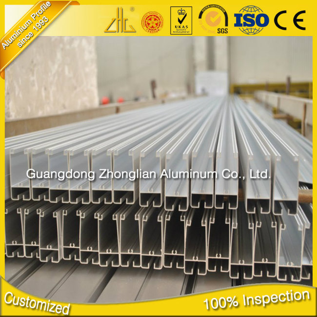 Factory Supply 6000 Series Aluminum Window Extrusion Profiles