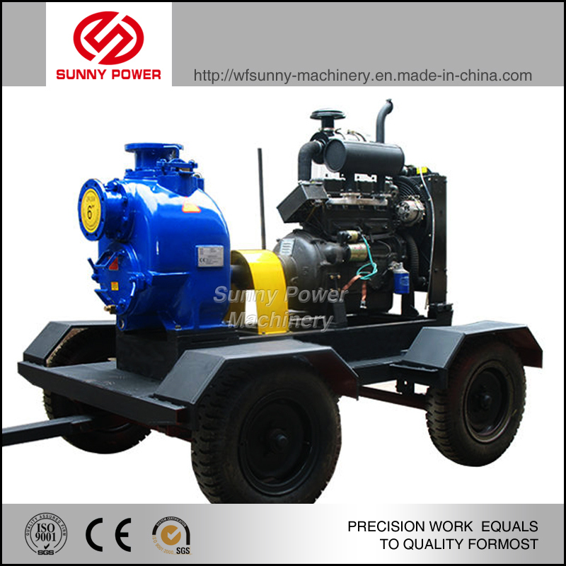 2-32inch Diesel Engine Driven Water Pump for Irrigation ISO Standard