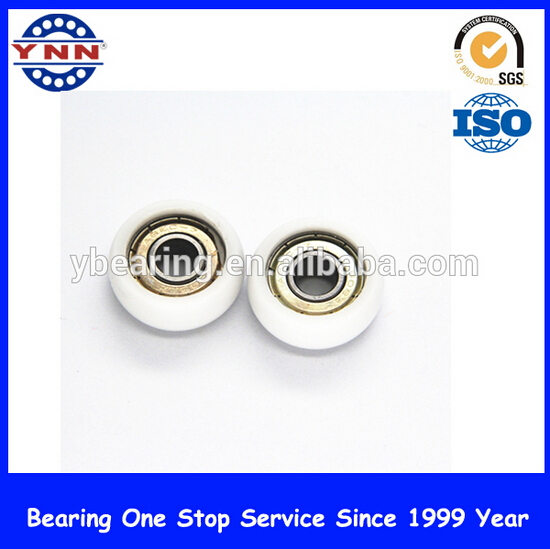 Making Machine Plastic Ball Bearing Wheels