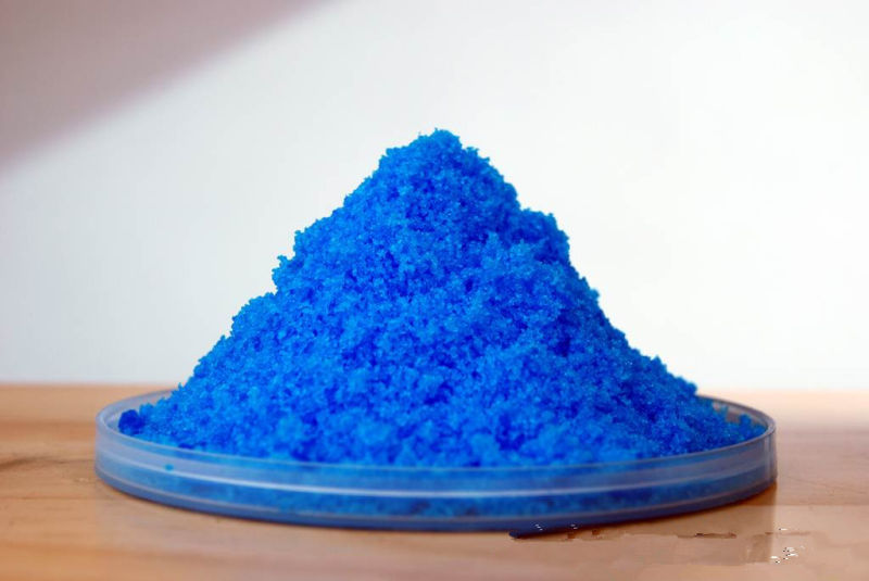 Copper Sulfate Pentahydrate 98%, Blue Crystal Copper Sulphate