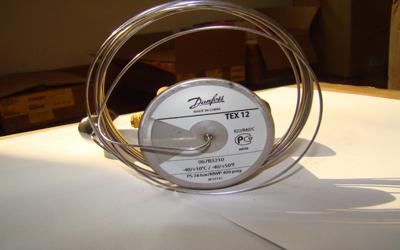 Danfoss Thermostatic Expansion Valves Tgez1.5/Tgez34 067n4150/067n4019
