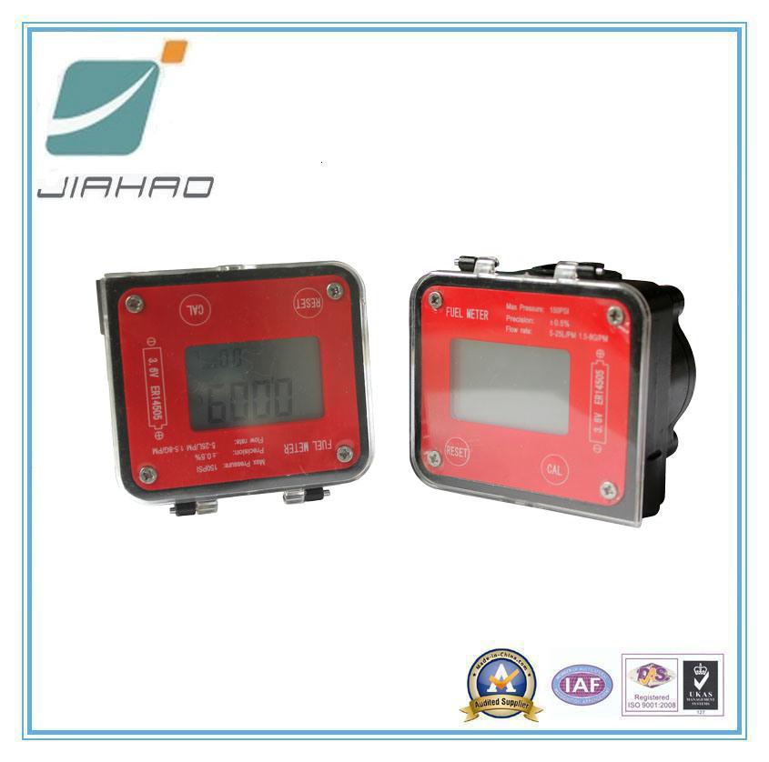 Electronic Oval Gear Meter, Diesel Fuel Gasoline Kerosene Oil Flow Meter
