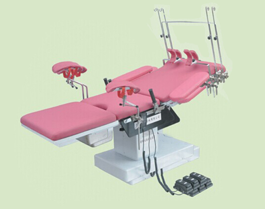 FM-05b/ FM-05c Electric Delivery Bed for Gynecology and Obstetrics Childbirth, Gynecology Operation, Diagnosis and Examination