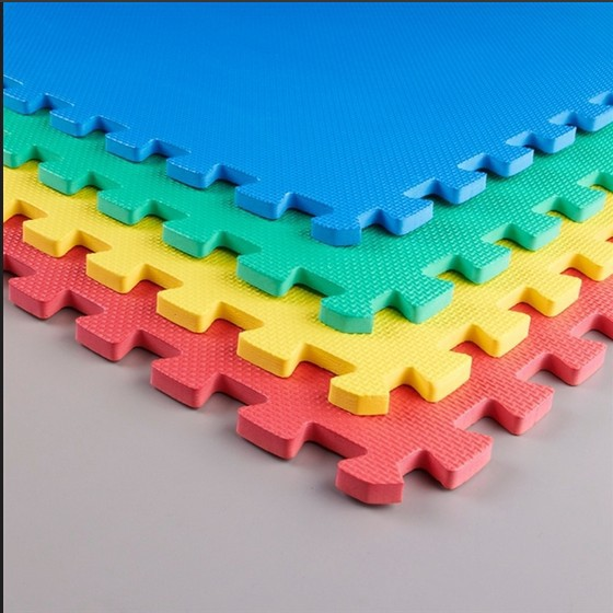 EVA Puzzle Mat Foam Mat for Export