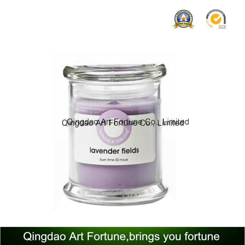 Manufacturer for 12oz Glass Jar Candle of Home Decor