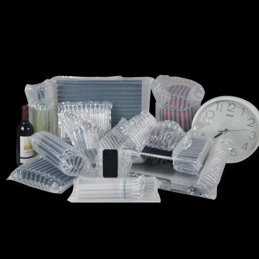 Transparent Shock Resistance Inflated Cushion Bag
