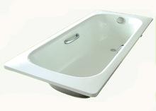 Luxury Built-in Type Enameled Steel Bathtub