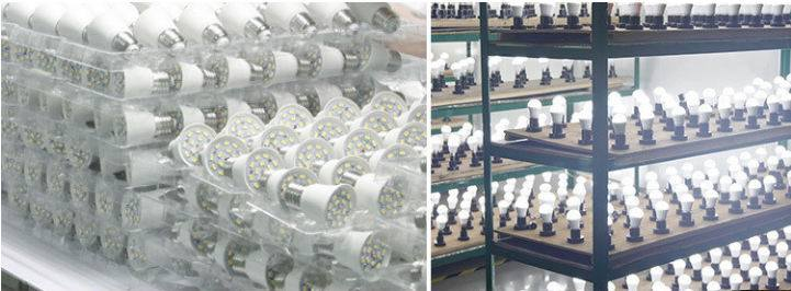 Energy Saving Lamp A70 A65 A60 7W 9W 12W 15W 20W B22 E27 LED Light Bulb