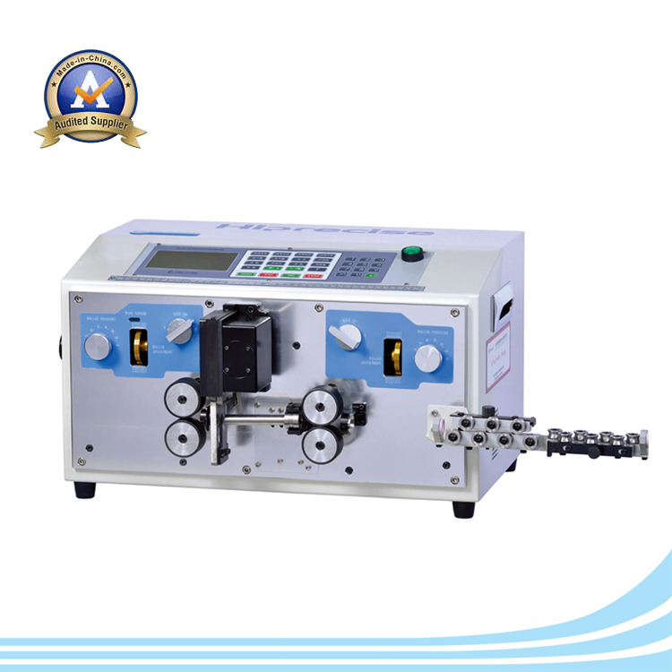 China Suppliers Ce Approved CNC Copper Wire Stripping / Cutting Machine