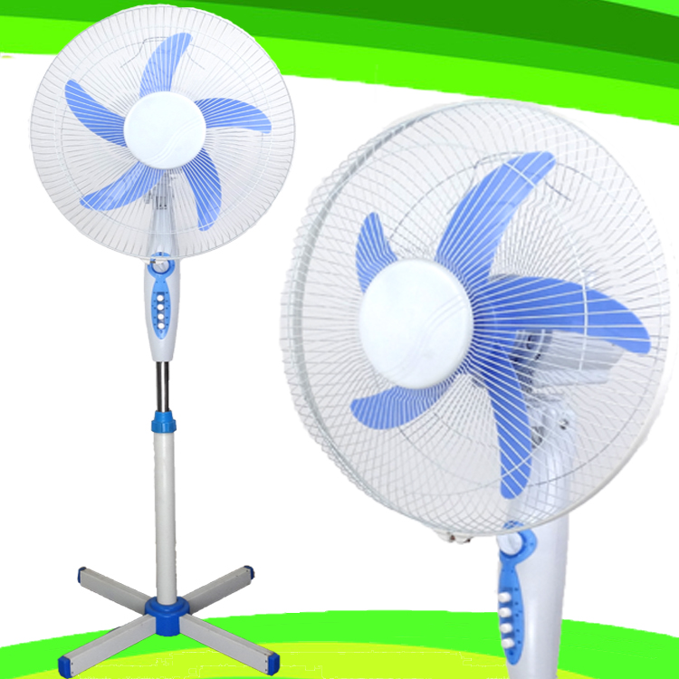 5 Blade 16 Inches 12V DC Stand Fan (SB-S5-DC16M)