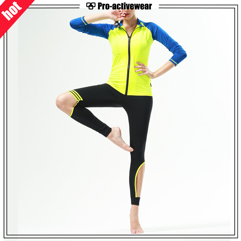 OEM Factory Hot Sale Fashion Fitness Women Yoga Wear