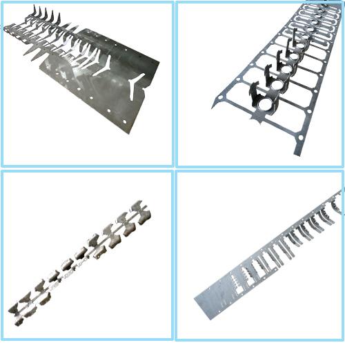 Stamping Tool/Sheet Metal Stamping Die/Progressive Die (HRD-J0781)