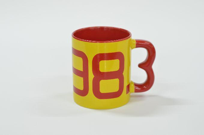 11oz 3 Handle Promotion Mug