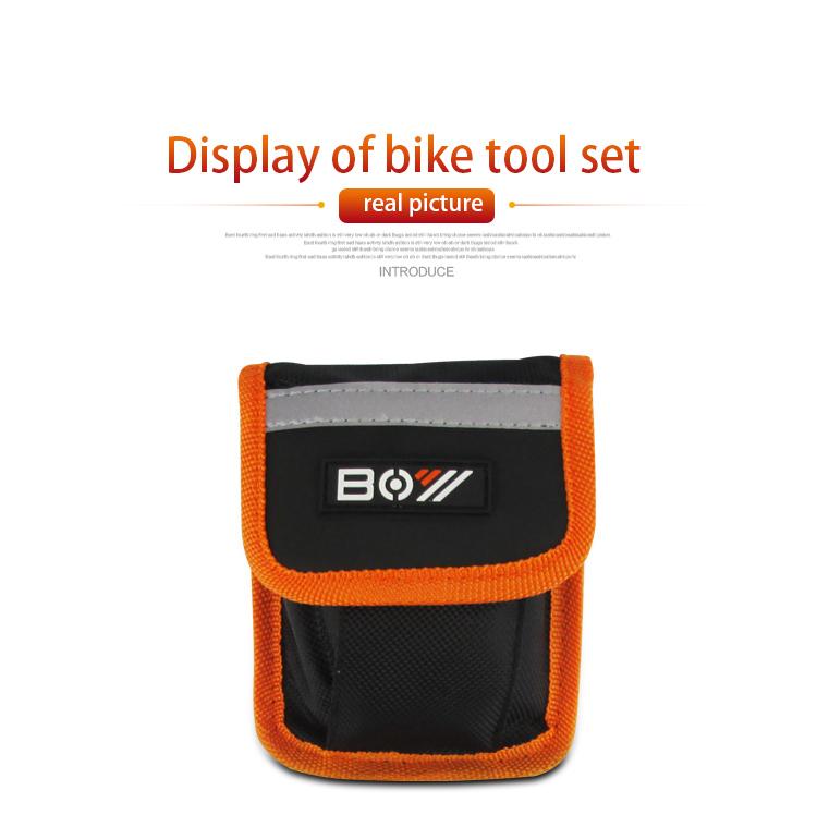Wholesale Boy Brand Cold Patch Kit Tool Bicycle Repair Radial Tire Repair Set