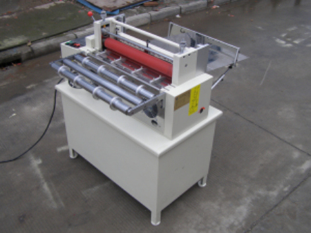 Plastic Film Nylon Belt Sheet Cutting Machine