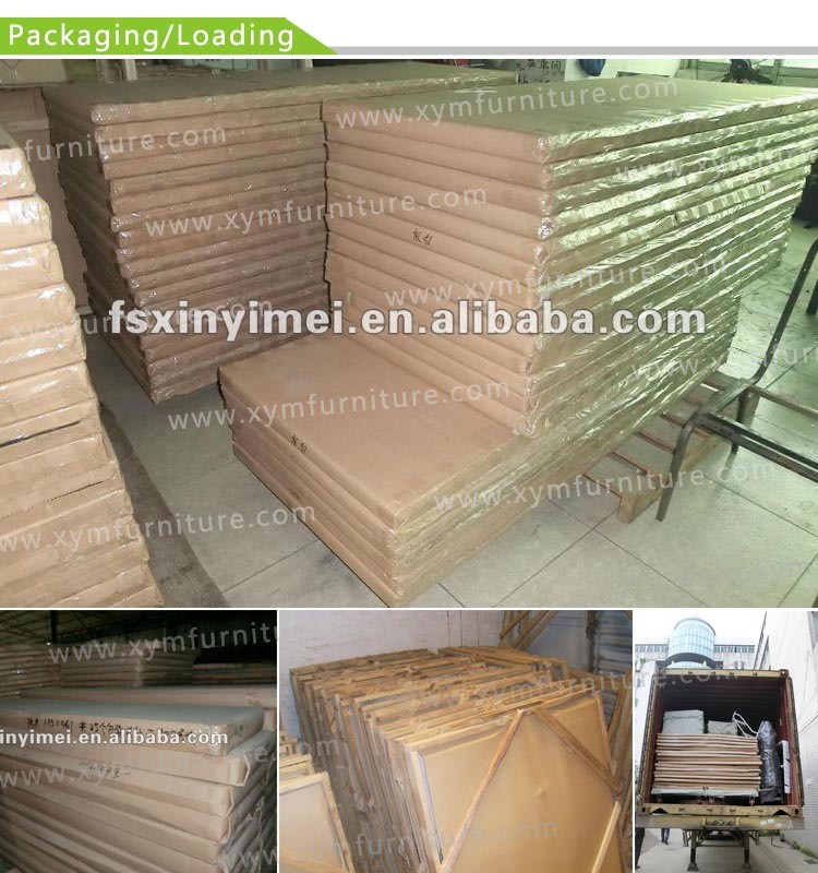 Commercial Use Wedding Party Banquet Plywood Top Table