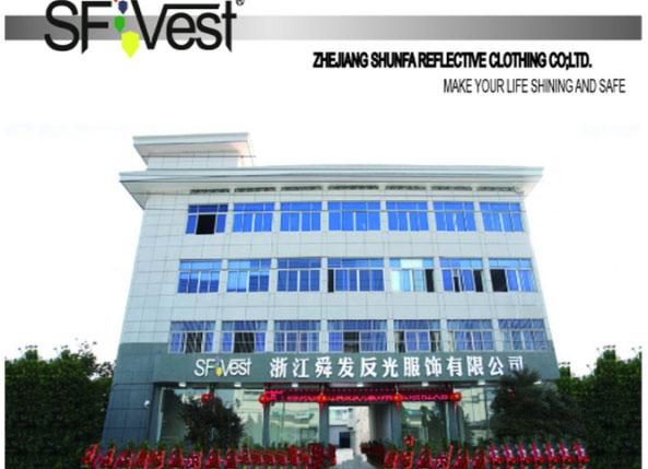 Wholesale Hi-VI Long Sleeve Safety Vest