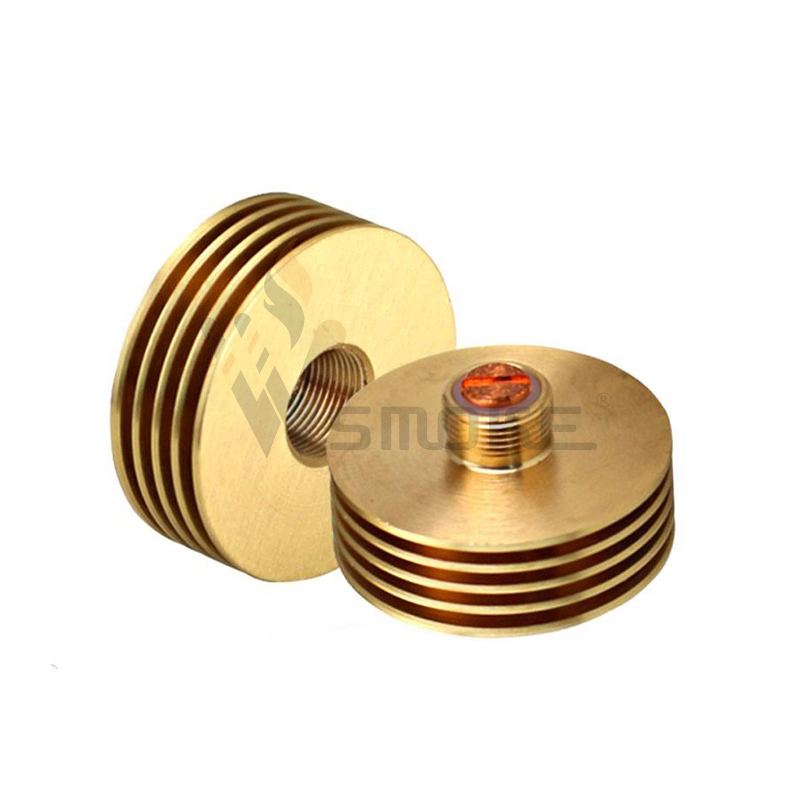 Wholesale E Cig Heat Sink for 510 Connector Rda Atomizer Vape Tank