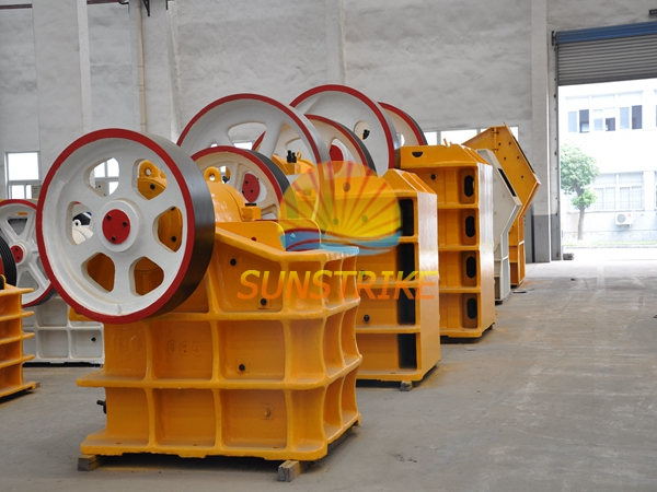 Good Quality and Good Price China Jaw Crusher