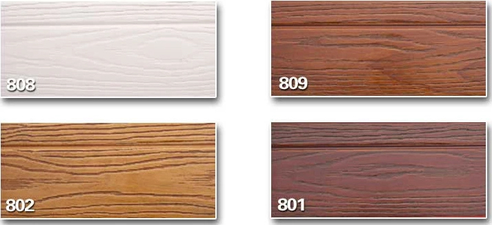 Red Home Decoration Laminate Flooring Skirting