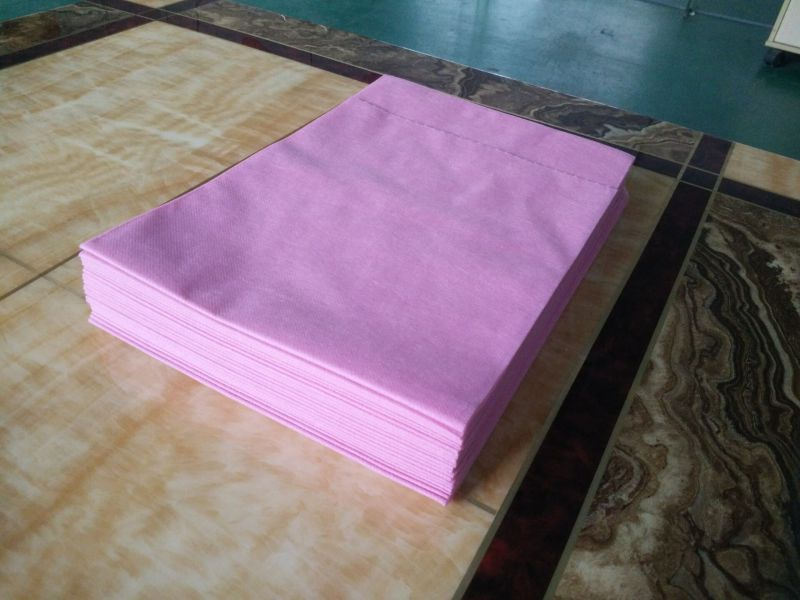 Automatic Bed Sheet Non-Woven Folding Machine