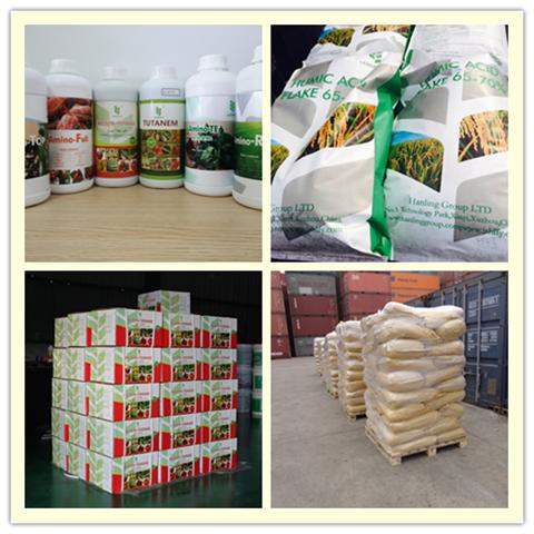 100% Soluble Potassium Fulvate 15% (powder)