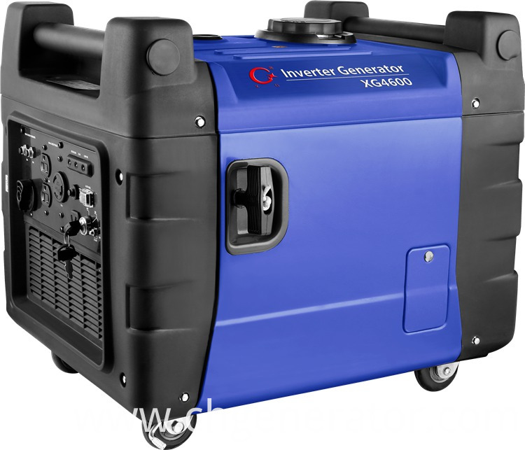 4600W Gasoline Digital Inverter Generators with Ce EPA (XG-4600)