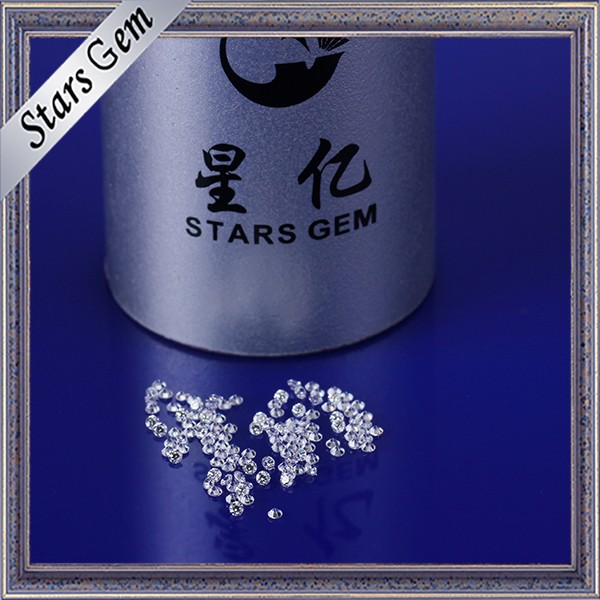 Small Size 1.75mm High Temperature Resistant Cubic Zirconia for Wax Casting