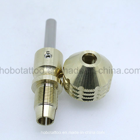 High Grade 25mm Permanent Stainless Steel Tattoo Cartridge Grips