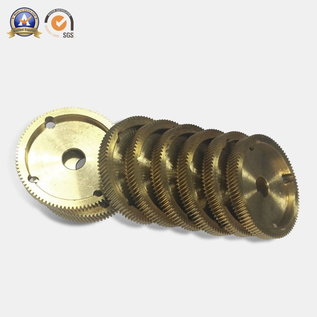 High Precision CNC Turning Parts for Copper/Brass Quick Coupler