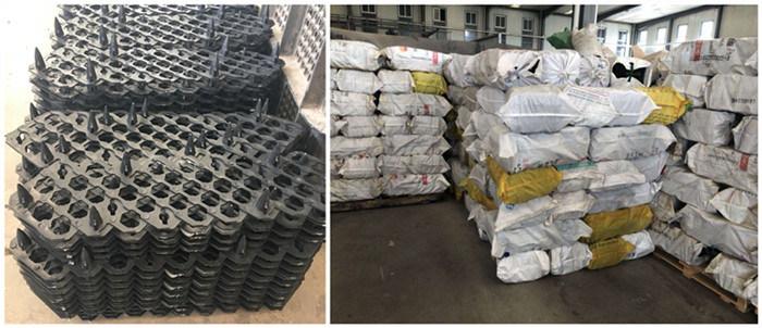 Good Price Polyethylene Geo Bag Hook Used for Geobag Stability