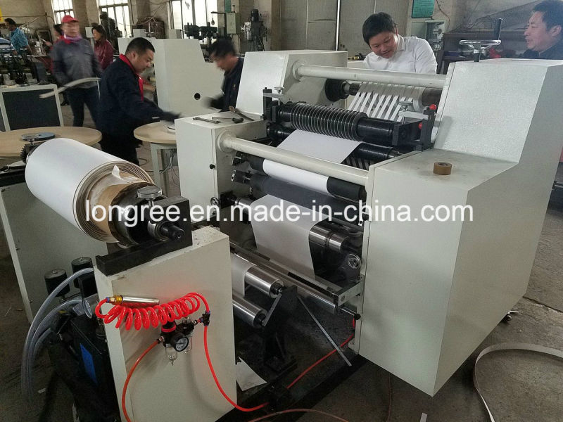 PVC Edge Banding Sheet Slitter with Printer