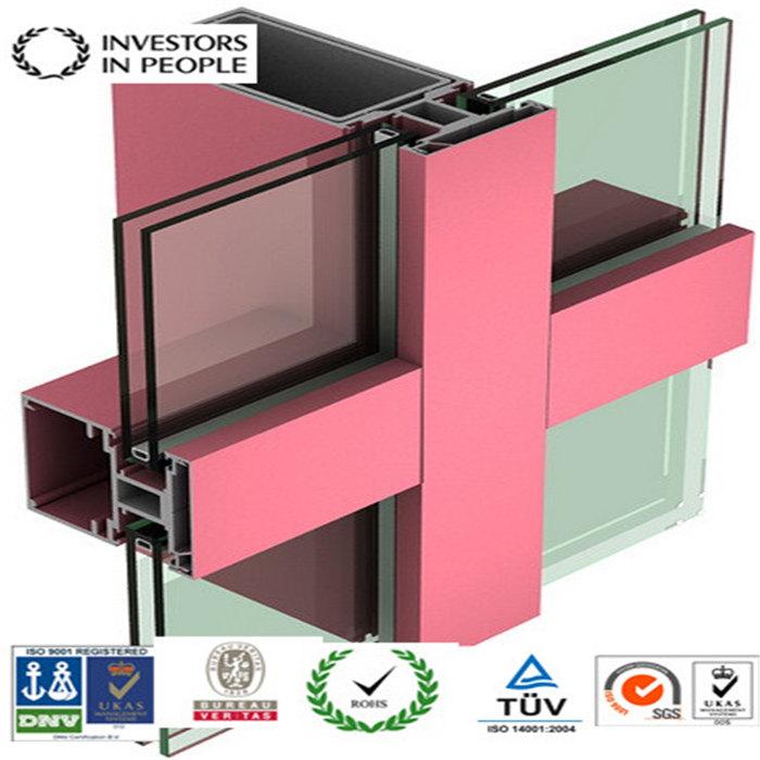 Reliance Aluminum/Aluminum Extrusion Profiles for Spain Window/Door