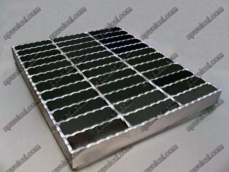 Black Steel Grating, Untreated Steel Grating, Metal Steel Grating