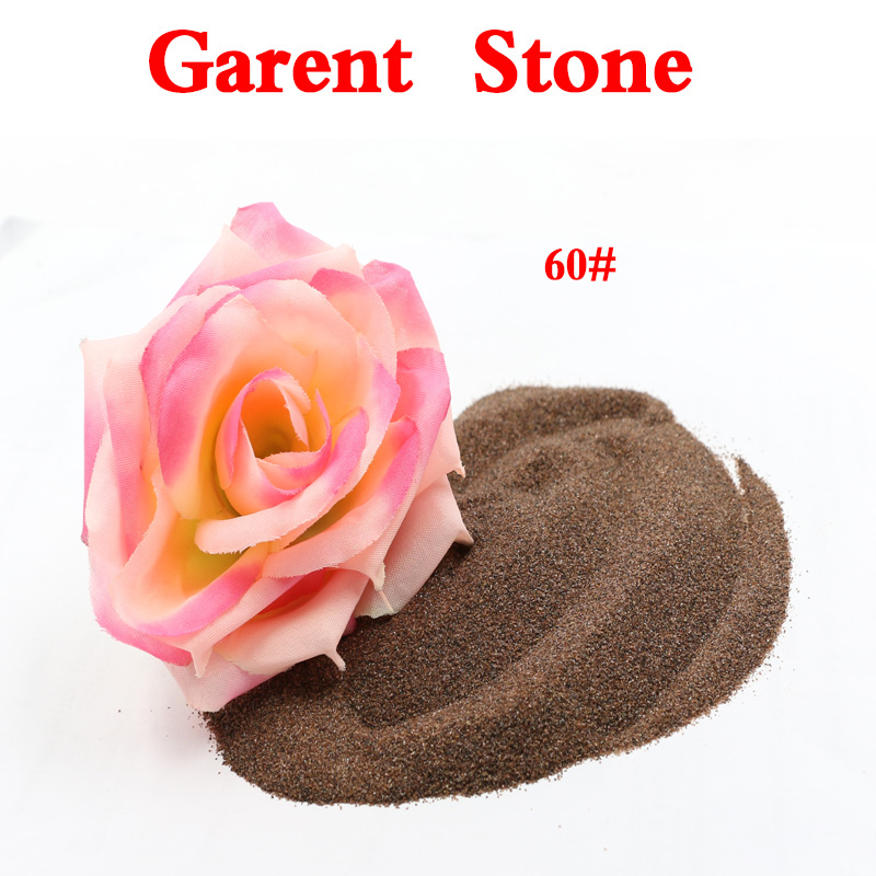 20/40/60/80 Mesh Garnet Sand Blasting From China Supplier